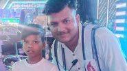 इंडियन आइडल के सेट पर पहुंचा बचपन का प्यार का सिंगर