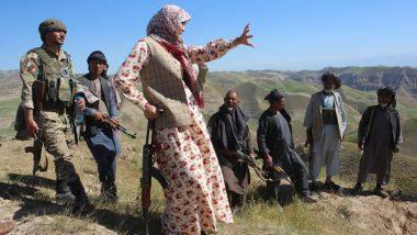 Afghanistan: तालिबान से लड़ने के लिए हथियार उठाने वाली सलीमा मजारी हुईं कैद, हिम्मत और जज्बे की मिसाल है यह लेडी गवर्नर