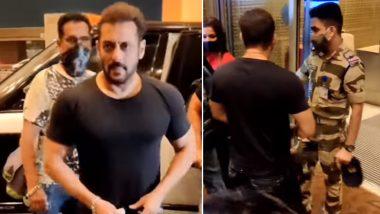 Salman Khan को एअरपोर्ट पर रोकने वाले CISF जवान के फोन को जब्त करने की खबर निकली फर्जी, ये है असली सच्चाई