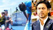 Tokyo Olympics में भारतीय महिला हॉकी टीम का मेडल का सपना टूटा, शाहरुख खान ने Chak De India स्टाइल में की तारीफ