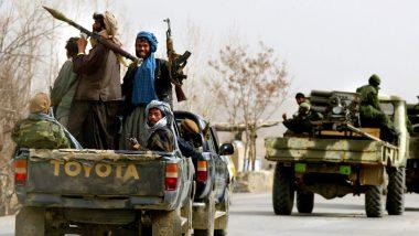 Airstrike on Taliban: पंजशीर घाटी में तालिबान के ठिकानों पर अज्ञात सैन्य विमानों ने की बमबारी, कई ढेर, जोरदार लड़ाई की खबर