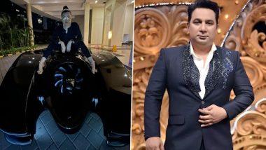 Baaghi 3 के डायरेक्टर Ahmed Khan ने पत्नी को गिफ्ट की दुर्लभ Batmobile कार, जेनेलिया देशमुख और दिशा पटानी ने दिए ऐसे रिएक्शन्स