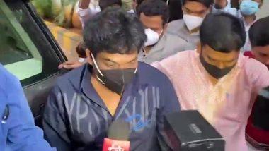 Telangana: टॉलीवुड निर्देशक पुरी जगन्नाथ ड्रग्स केस में पूछताछ के लिए हैदराबाद में ईडी कार्यालय पहुंचे