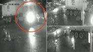 Video: मुंबई के जोगेश्वरी में तेज़ रफ्तार ट्रक ने बाइक और बस को जोरदार मारी टक्कर, देखें दिल दहला देने वाला वीडियो