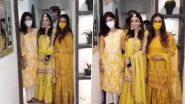 Video: रूमी जाफरी की बेटी की मेहंदी में शामिल हुईं रिया चक्रवर्ती, फैंस नें दी ये प्रतिक्रियाएं, देखें वीडियो
