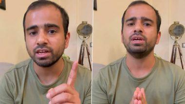 Video: कॉमेडियन गौरव कपूर ने इंस्टाग्राम पर अजब-गजब 'सुशी मेनू' का क्लिप किया शेयर, वीडियो देख लोटपोट हुए नेटीजंस