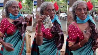 Viral Video: बेंगलुरु की कचरा इकठ्ठा करने वाली महिला की परफेक्ट इंग्लिश और अट्रेक्टिव आवाज के फैन हुए लोग, देखें वीडियो