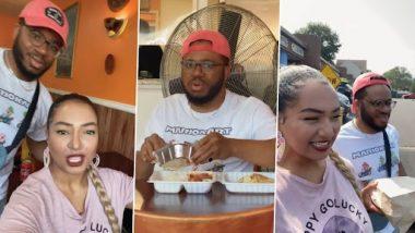 Viral Video: नाइजीरियन व्यक्ति ने पहली बार खाया भारतीय खाना, उसका रिएक्शन हुआ वायरल, वीडियो देखें