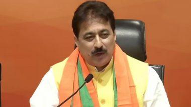 BJP में शामिल विधायक राजकुमार की सदस्यता रद्द करने की मांग को लेकर कांग्रेस ने उत्तराखंड विधानसभा अध्यक्ष को लिखा पत्र