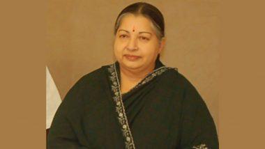 जांच आयोग ने सुप्रीम कोर्ट से कहा, जयललिता की मौत पर रिपोर्ट 1 महीने में आएगी