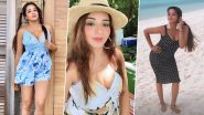 Monalisa Hot Photos: भोजपुरी सिनेमा की हॉट एक्ट्रेस मोनालिसा ने फिर शेयर की सेक्सी तस्वीरें, हॉटनेस देखकर रह जाएंगे हैरान