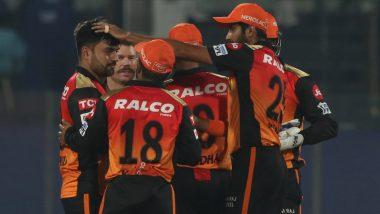 IPL 2021: आईपीएल के दूसरे चरण से पहले सनराइजर्स हैदराबाद के इस दिग्गज खिलाड़ी ने दिया बड़ा बयान, कहीं ये बातें
