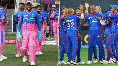 IPL 2021, DC vs RR, Live Cricket Streaming Online: कब, कहां और कैसे देखें दिल्ली बनाम राजस्थान रॉयल्स मैच की लाइव स्ट्रीमिंग और लाइव टेलिकास्ट