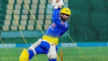 IPL 2021: धोनी की गेंदों पर जमकर छक्का लगाते नजर आए Ravindra Jadeja, देखें वीडियो