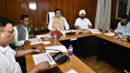 पुष्कर सिंह धामी ने पेयजल योजनाओं की टेंडर प्रक्रिया 15 नवंबर तक पूरी करने के दिए निर्देश