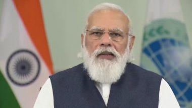 PM Modi's 71st Birthday: शिवसेना ने पीएम मोदी को दी जन्मदिन की बधाई, कहा- देश में उनके कद का कोई और नेता नहीं