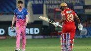 IPL 2021, PBKS vs RR: राजस्थान रॉयल्स ने पंजाब किंग्स ने को 2 रनों से हराया, कार्तिक त्यागी ने आखिरी ओवर में बदला मैच का रूख