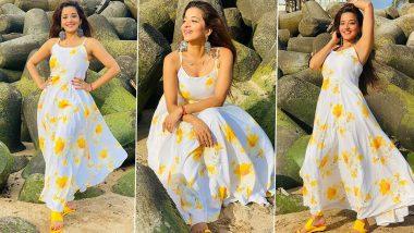 Monalisa Hot Photos: भोजपुरी एक्ट्रेस मोनालिसा ने इंटरनेट पर सनसनी मचा देने वाली फोटो की शेयर, हॉटनेस कर देगी घायल