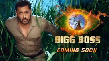 Bigg Boss 15 के नए प्रोमो में Salman Khan ने बढ़ाई कंटेस्टेंटस की धड़कने, शो के थीम से पर्दा उठाकर कहा- होगा दंगल