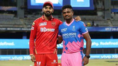 IPL 2021, PBKS vs RR: पंजाब किंग्स ने जीता टॉस, पहले गेंदबाजी का किया फैसला