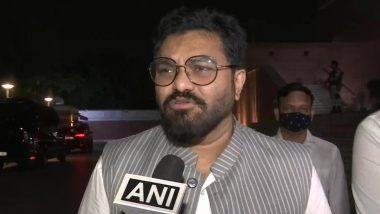 West Bengal:  बीजेपी का दावा, बाबुल सुप्रियो के TMC में शामिल होने से पार्टी पर कोई असर नहीं पड़ेगा