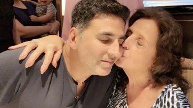 Akshay Kumar ने जन्मदिन पर दिवगंत मां को याद करते हुए फोटो की शेयर, लिखा ये भावुक पोस्ट