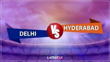 SRH vs DC, IPL 2021 Live Cricket Streaming Online: सनराइजर्स हैदराबाद बनाम दिल्ली कैपिटल्स हाईवोल्टेज मुकाबले को ऐसे देखें लाइव