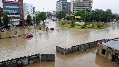 Gujarat Flood: सीएम की कुर्सी संभालते ही भूपेंद्र पटेल के सामने आई बड़ी चुनौती, जामनगर और राजकोट बाढ़ से बेहाल, सेना और NDRF रेस्क्यू ऑपेरशन में जुटी