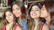 Bigg Boss OTT के घर से लौटने के बाद शमिता शेट्टी पर उमड़ा बहन शिल्पा का प्यार, दिल जीत लेने वाली तस्वीरें की शेयर