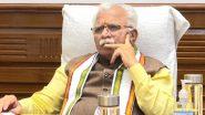 हरियाणा की योजनाएं अंत्योदय सिद्धांतों से निर्देशित : CM Manohar Lal Khattar