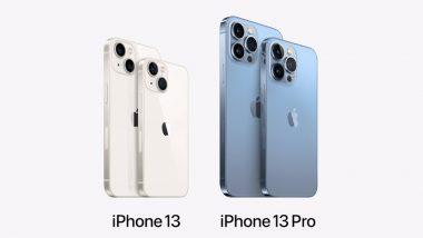 Apple iPhone 13 Launch: इतंजार की घडियां खत्म, लॉन्च हुआ Apple iPhone 13, यहां देखें इसके फीचर्स और प्राइस