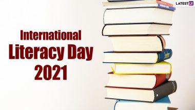 International Literacy Day 2021: क्यों मनाया जाता है विश्व साक्षरता दिवस? जानें इसका इतिहास और साक्षरता के संदर्भ में भारत की स्थिति?