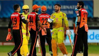 IPL 2021, CSK vs SRH: सीएसके और एसआरएच के बीच होगी कांटे की टक्कर, आज के मैच में बन सकते है ये बड़े रिकॉर्ड