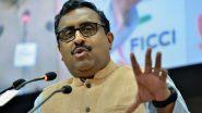भारत के विभाजन में क्षेत्र ही नहीं मन भी बंटे थे : राम माधव