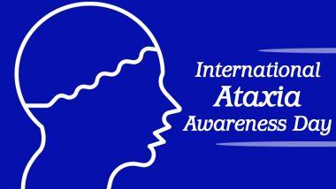 International Ataxia Awareness Day 2021: कब है अंतर्राष्ट्रीय गतिभ्रंश जागरूकता दिवस? जानें इसका इतिहास! और तंत्रिका-तंत्र के इस रोग के बारे में विस्तार से?
