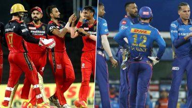 IPL 2021, RCB vs MI: आरसीबी और मुंबई इंडियंस के बीच खेला जाएगा महामुकाबला, इन खिलाड़ियों पर होगी सबकी नजर