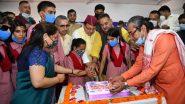 Uttarakhand: CM धामी ने बच्चों के साथ मनाया अपना जन्मदिन, की यह बड़ी घोषणा