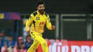 IPL 2021, CSK vs KKR: केकेआर के खिलाफ आलराउंड प्रदर्शन के लिए Ravindra Jadeja को मिला 'मैन ऑफ द मैच'