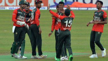 ICC T20 World Cup 2021: बांग्लादेश के 15 सदस्यीय टीम का हुआ ऐलान, इन स्टार खिलाड़ियों को मिला मौका