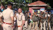 तमिलनाडु पुलिस ने तिरुनेलवेली जिले में हिंसा को रोकने के लिए 8 टीमों का गठन किया