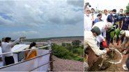 Chhattisgarh: बंजर भूमि पर बन रहा भारत का सबसे बड़ा 'मैन मेड' जंगल, 17 किमी क्षेत्र में लग चुके है 83 हजार पौधे, 3 साल में होगा भव्य नजारा