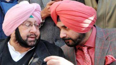 Punjab Congress Crisis: इस्तीफा देंगे अमरिंदर, कांग्रेस विधायक दल की बैठक के लिए चंडीगढ़ पहुंचे पर्यवेक्षक