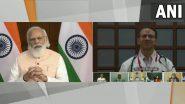 एक दिन में 2.5 करोड़ वैक्सीनेशन पर सवाल उठाने वालों को पीएम मोदी ने कुछ इस अंदाज में दिया जवाब, देखें वीडियो