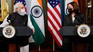 अक्टूबर से वैक्सीन का निर्यात फिर से शुरू करने के भारत के फैसले का क्वाड बैठक में सभी ने स्वागत किया
