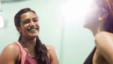बॉलीवुड अभिनेत्री दीपिका पादुकोण और पीवी सिंधु बैडमिंटन खेलते नजर आए, यहां देखें खूबसूरत फोटो