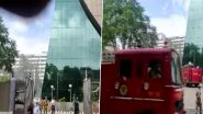 दिल्ली: CBI बिल्डिंग के बेसमेंट में लगी आग, सभी अधिकारियों और कर्मचारियों को सुरक्षित बाहर निकाला गया
