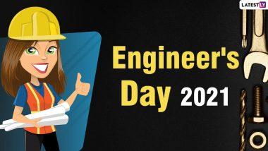 Engineer's Day 2021: 15 सितंबर को ही क्यों मनाते हैं इंजीनियर दिवस? जानें इसका इतिहास, महत्व एवं इसके प्रणेता के संदर्भ में रोचक बातें!