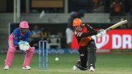 IPL 2021, SRH vs RR: रोमांचक मुकाबले में हैदराबाद ने राजस्थान को सात विकेट से दी शिकस्त