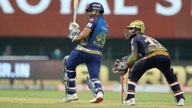 IPL 2021: अगर आज केकेआर के खिलाफ चला 'हिटमैन' Rohit Sharma का बल्ला तो एक दो नहीं बल्कि रिकॉर्ड की लगेगी झड़ी