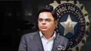 घरेलू क्रिकेटरों के लिए गुड न्यूज, BCCI सचिव जय शाह ने की मैच फीस में बढ़ोतरी की घोषणा